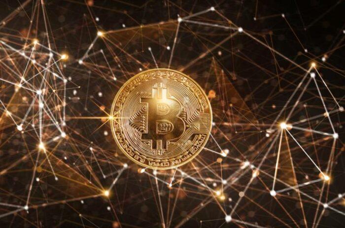 Ilustracija bitcoina kao najbolji primer digitalne imovine